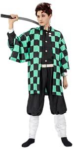 Tanjiro costume