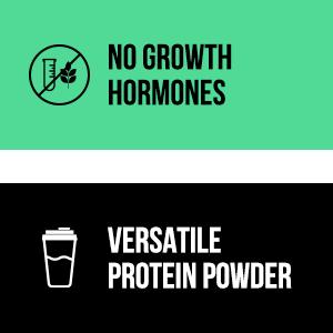 no gmo weight gainer, gmo free weight gainer, no rbst weight gainer mass gainer unflavored