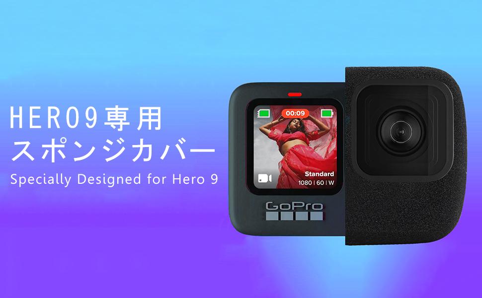 Windslayer Cover for GoPro Hero 9 Black