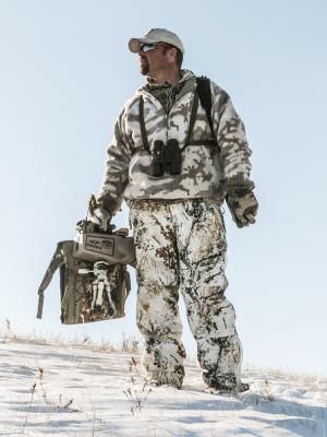 decoys hunt remote controlled predator sounds