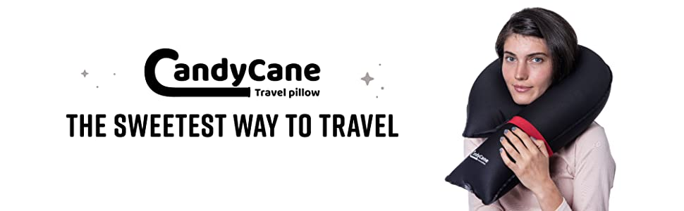 way to travel airplane chair luggage trip attached carry bag pillow small size compact 360 support