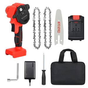 4-inch mini chainsaw