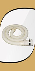 washer drain hose extension