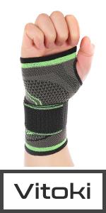 Vitoki Compression Wrist Support