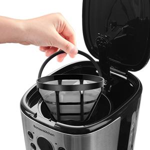 Removable Filter Basket & Reusable Filter