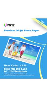 240g 5x7 glossy photo paper