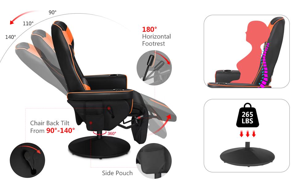 gaming chair ergonomic