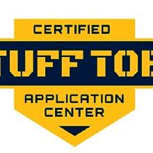 Tuff Toe Certified Application Pro