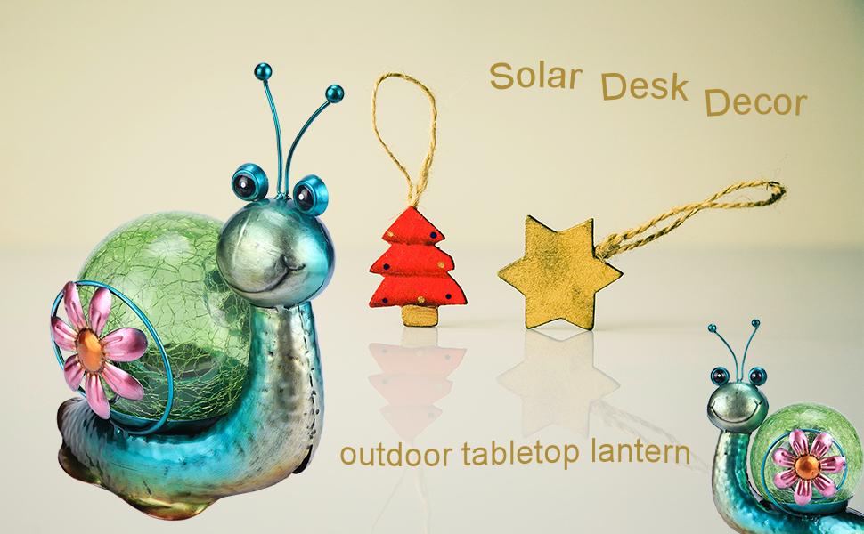 outdoor tabletop lantern