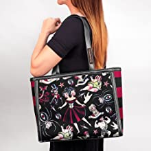 Hot Chocolate Design shoes flats mary janes canvahand handbag tote totebag bags women