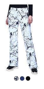 women snow pants ski pants