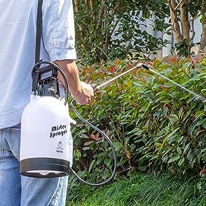 Water Mister amp; Spray Bottle for Plants amp; Gardens - Mr. Mister