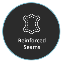 reinforced seams icon
