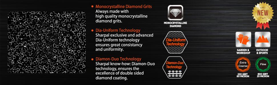 High Quality diamond grit