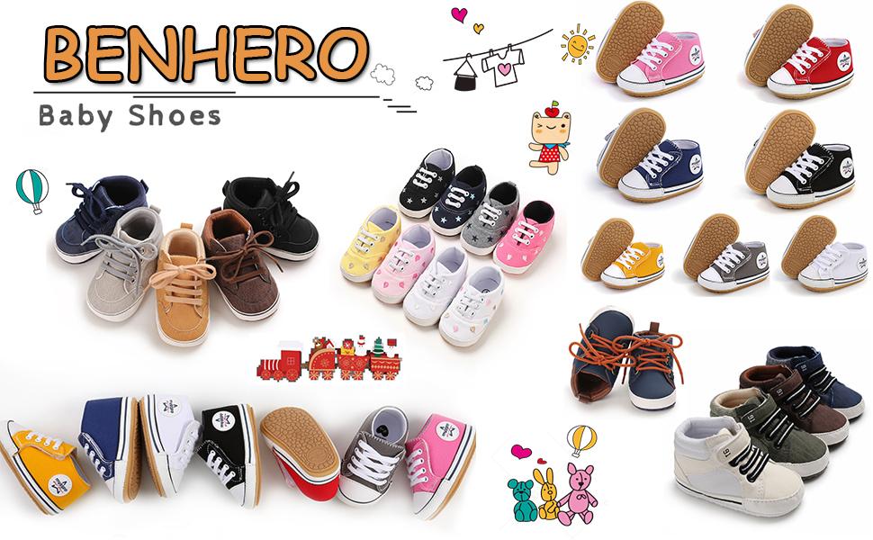 BENHERO baby shoes