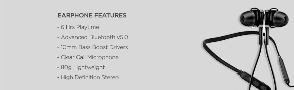 earphone for sports