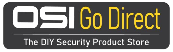 OSI GO DIRECT - The DIY Security Product Store