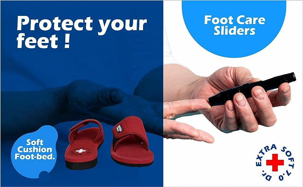 Foot Care Slider