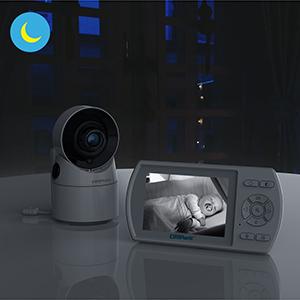 2.Auto Infrared Night Vision