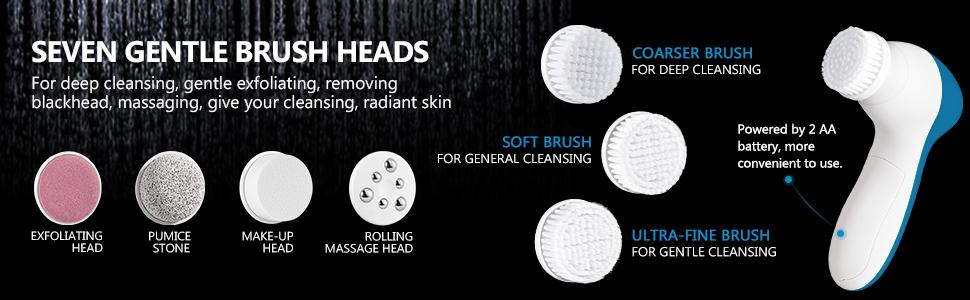 facial brush for women