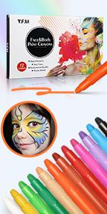 Face Paint Gift Set