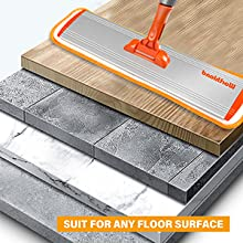 A variety of surfaces