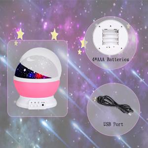 star lamp for girls