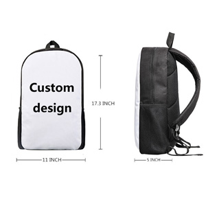 Size for Backpack