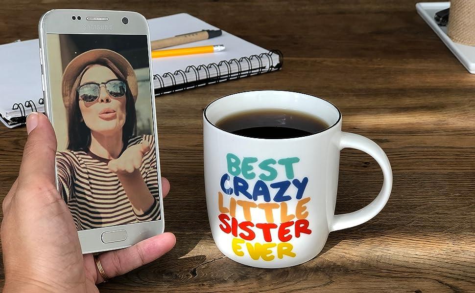 coffee mug, coffee mugs, coffee cup, cute mugs, cute mug, sister birthday gift, tea mug, tea cup
