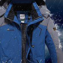 men waterproof raincoat