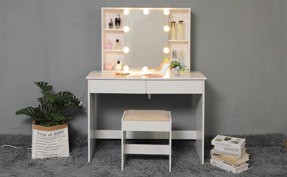 dressing vanity table