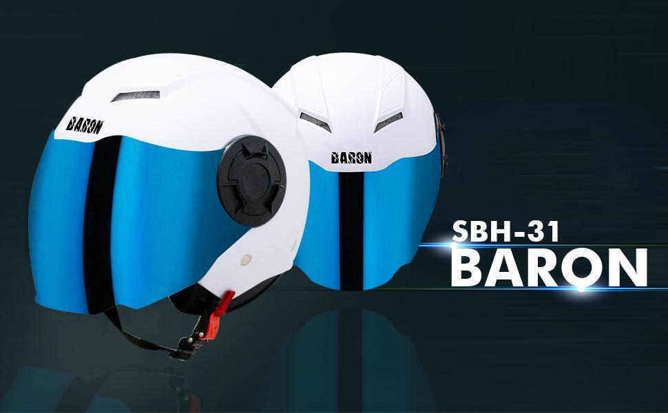 sbh-31 baron, helmet cap for men bike helmet cricket helmet cleaner