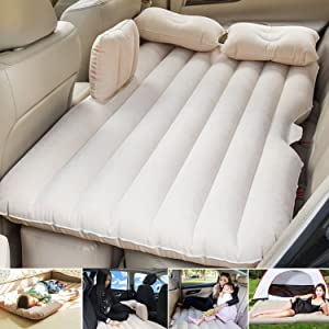Turn Your Car Into a Comfortable Bed