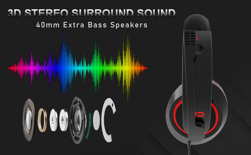 big passport bp pro-boom headphone