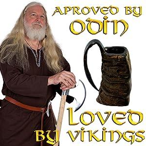beer mug belt men medieval drinking game sword thrones leather holder women cup renaissance