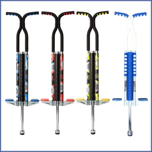 XN010 - Pogo King Pogo Stick