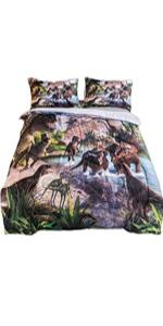 dinosaur comforter set