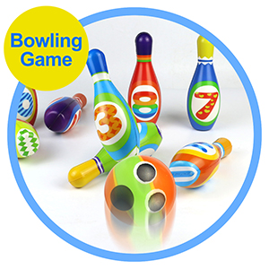 bowling toys