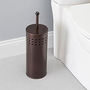 Home Basics Stainless Steel Modern Toilet Plunger TB41170 for sale online