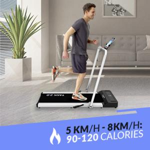 Use as a Regular Treadmill