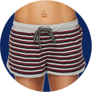 us polo two pieces graphic logo printed bottom