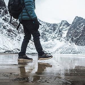 waterproof, sneakerboot, trail, hiking, outdoors