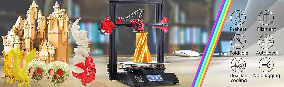 XINGTONGZHILIAN 3D Printer S1
