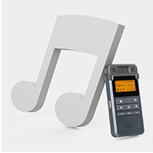 The ultimate MP3 player