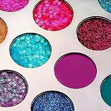 glitter eyesshadow palette