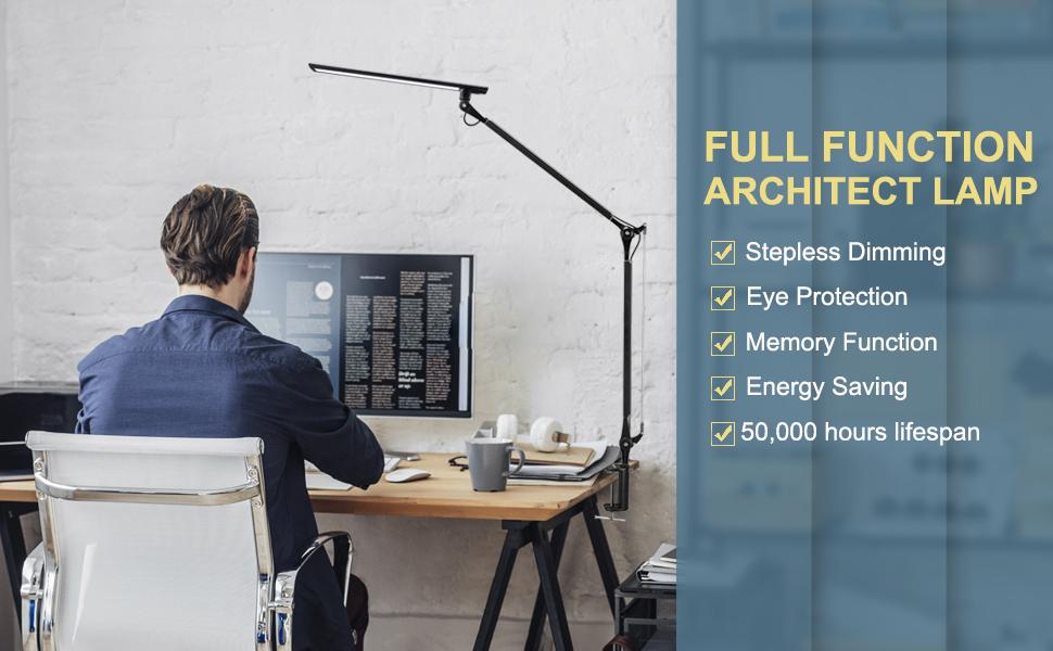 Architect Desk Lamp
