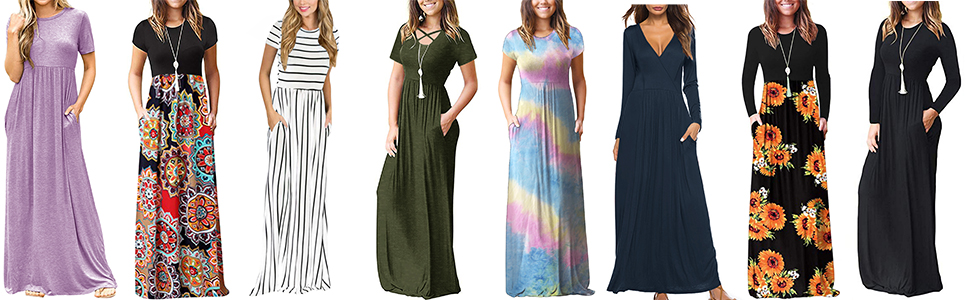 style:summer pleated dress,floral printing dresses,round neck and v neck,short sleeve or long sleeve