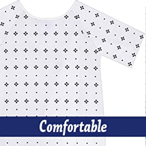 Comfortable for Longer Periods