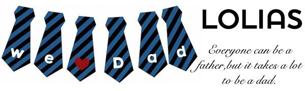 LOLIAS Mens Cufflinks Tie Bar Clip