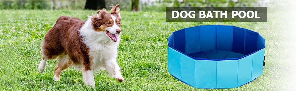 DOG BATH POOL